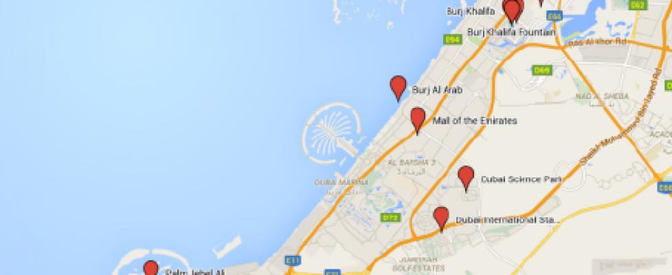 Dubai Wide - Google Maps-01