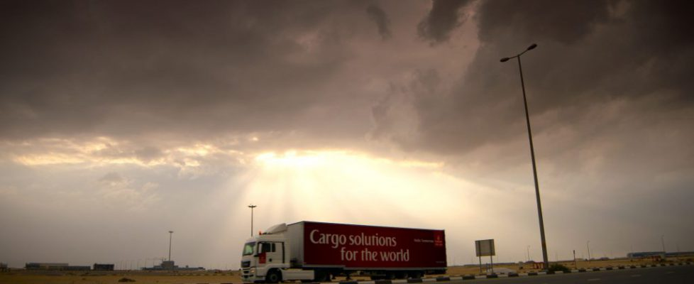 Emirates Truck