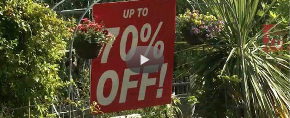 retail sales video