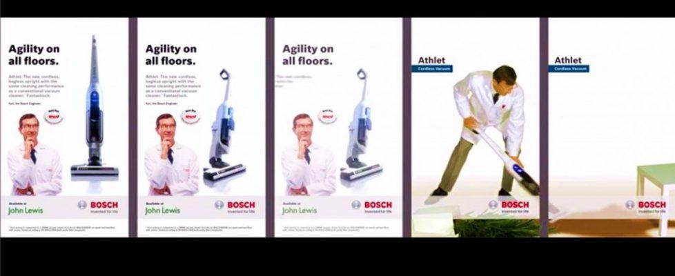 vacuum cleaner DEP